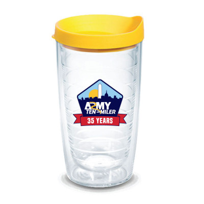 ARMY Ten Miler 35th Anniversary Tervis